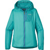 Patagonia W's Houdini Jacket Howling Turquoise